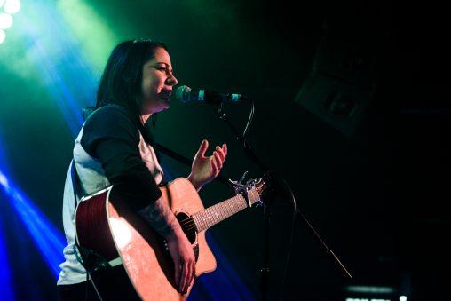 Lucy Spraggan in Manchester