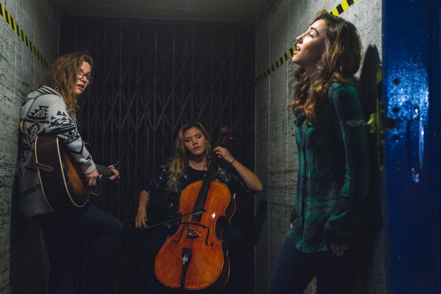 Torri, Laura and Alex G